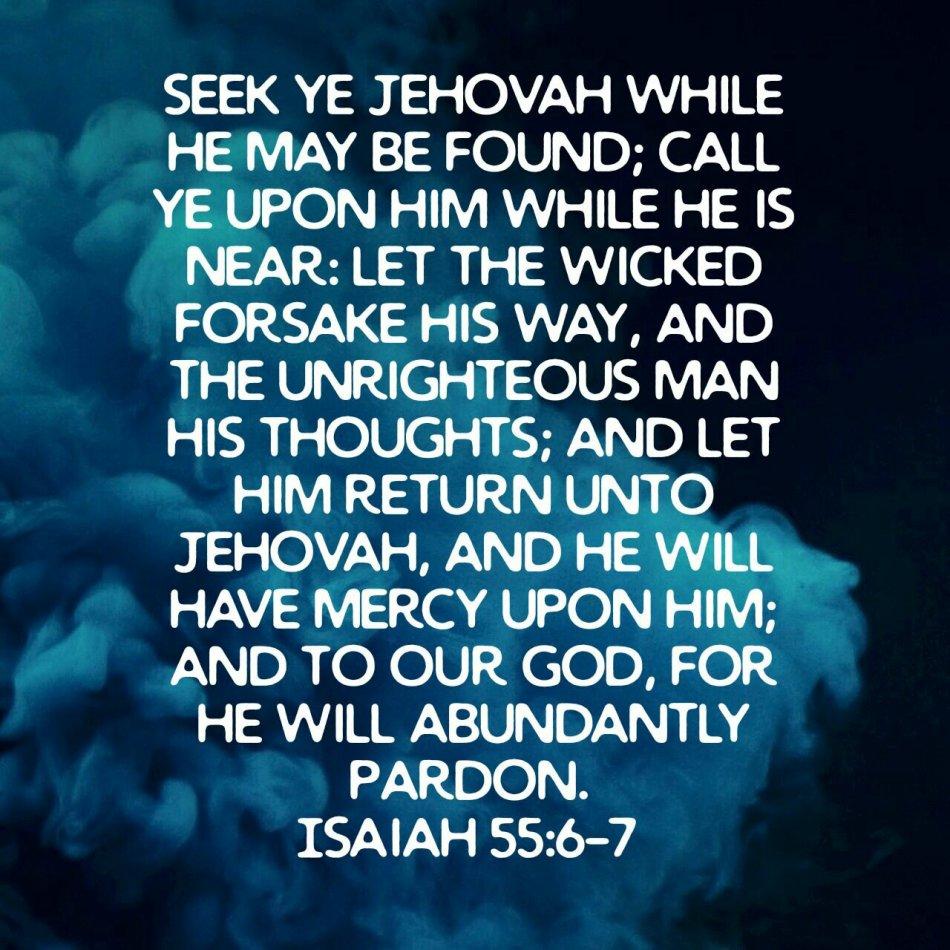 Jehovah Kjv